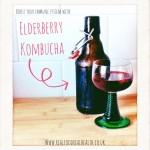 Elderberry Kombucha | Real Food Real Health UK
